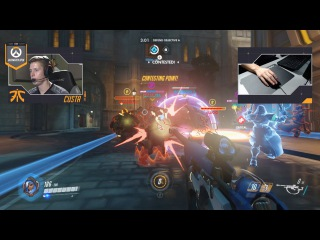 Overwatch Player Tips: Custa on Ana