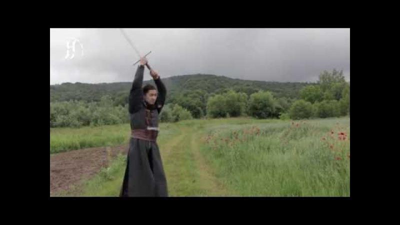 Путь меча | Сражайся как Ведьмак - Ведьмачья техника против HEMA \ Sword's Path