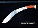 Knife Making Forging a Kukri