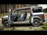 Honda Element  Единственный полноценный обзор на русском YouTube