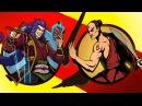 НОВЫЙ Игровой Мультик Shadow Fight 2 Бой с тенью 7 - БОГОМОЛ, Изверг, Задира, Утес, Змей, Кукловод