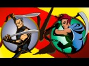 ПО ДОРОГЕ К МЯСНИКУ игровой мультик игра Shadow Fight 2 бой с тенью 18 ЖНЕЦ КРУТИЛКИНЫ