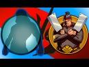 МЯСОРУБКА ТОПОРЫ МЯСНИКА игра Shadow Fight 2 бой с тенью 19 КРУТИЛКИНЫ