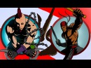 Shadow Fight 2 Бой с тенью 15 НОСОРОГ БЫК Утес Карманник Чертовка Гадалка Счастливчик Изгнанник