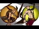 Shadow Fight 2 Бой с тенью 22 БОЦМАН Рыбак Головорез Ворон Лилия Мангуст Старик Лиса КРУТИЛКИНЫ