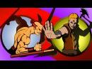 Shadow Fight 2 Бой с тенью 17 РЫЖИЙ Чертовка Кнут Изверг Карманник Утес Задира Гадалка Изгнанник