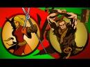 Shadow Fight 2 Бой с тенью 27 игровой мультик МЕДВЕДЬ Мор Коготь Кнут Белка Гром Гадюка КРУТИЛКИНЫ