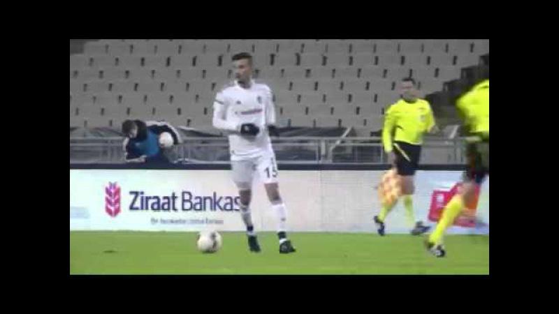 Türkiye Kupası - Beşiktaş JK vs 1461 Trabzon 14/01/2016 Full Match