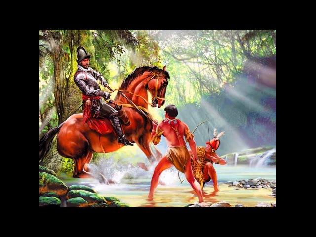 «Могли ли ацтеки и инки победить испанцев?»