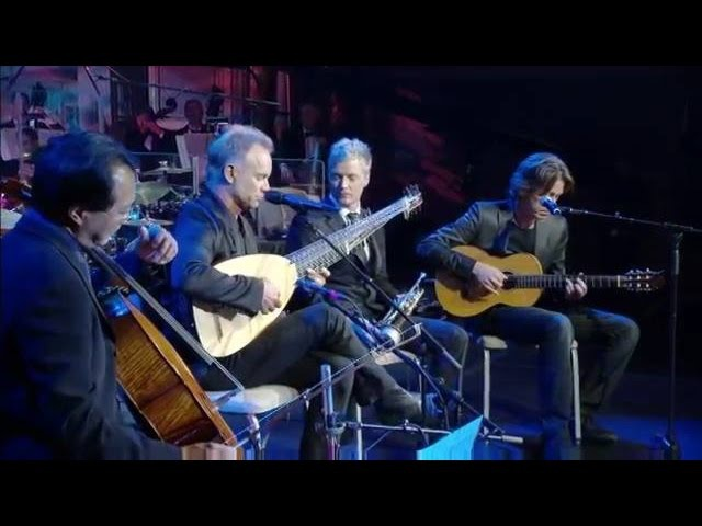 Chris Botti Sting Yo Yo Ma Dominic Miller Fragile