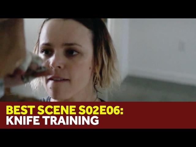 Ani Bezzerides Knife Training