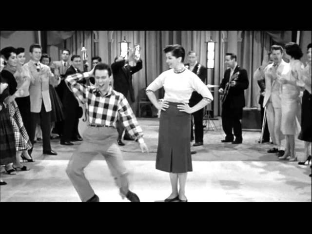 Rock Roll Dance 1956 (Earl Barton Lisa Gaye)