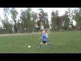 финал 1-ый тайм АФ 2007-2008 - ДЮСШ г.Кохма