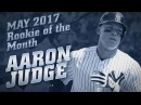 May Rookie of the Month: Aaron Judge