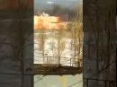 Авдеевка.Российские войска ведут огонь с РСЗО БМ-21 Град из жилых кварталов😡