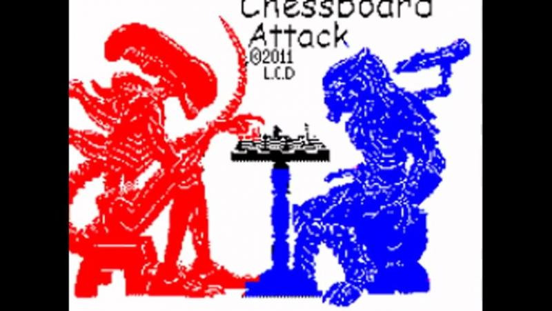 Игры для Sinclair ZX Spectrum 48K 128K от Leszek Daniel Chmielewski