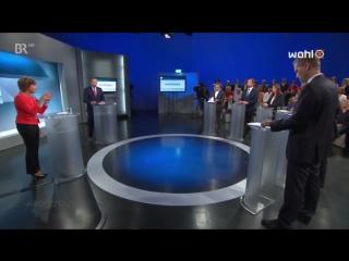 Petr Bystron (AfD) staucht Linken-Politiker zusammen