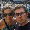 Паша и Лена - великие путешественники
