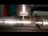 4х осевая фрезеровка стали