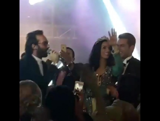 Марокко 21/01/2017 Вторая свадьба Мурат Иман