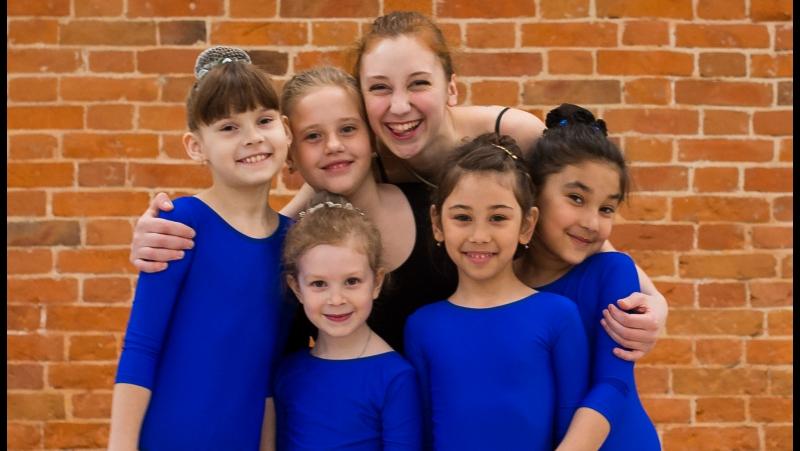 Эстрадная хореография для детей / Студия танца Багира