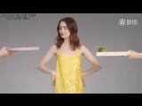 Интервью для китайского издания журнала «Vogue» (Rus Sub)