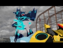 «Transformers. Robots in Disguise Combiner Force» Collateral Damage. (Episode 21 Full HD)