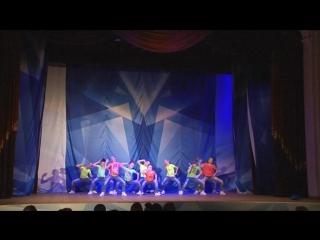 ЭГО - группа современного спортивного танца СТ