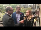 Mike and Jackie Evancho at red carpet of David Alan Fashion Show