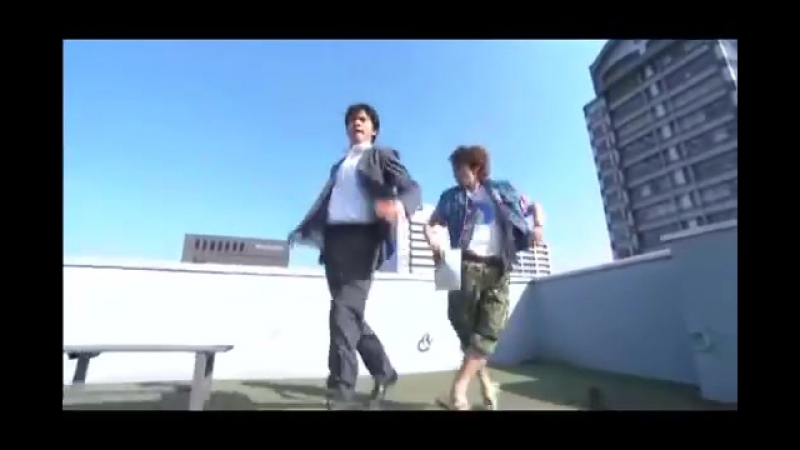 Тома Икута и Нагасе танцуют__обожаю Унуборе