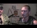 Фронтовой быт батальона Восток - Everyday life of Vostok battalion