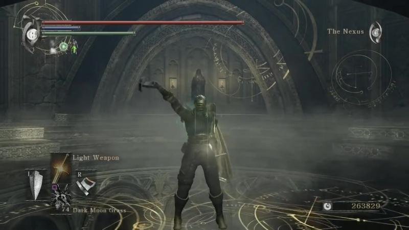Demons Souls- Easy Mode