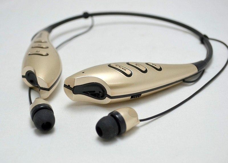 Беспроводная стерео-гарнитура LG Tone Ultra 740t современная и недорогая
