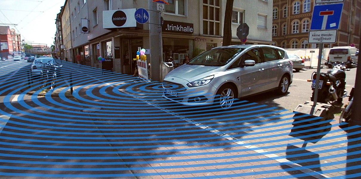 Hpmrc6MrDl4 Робомобили научили видеть происходящее за углом