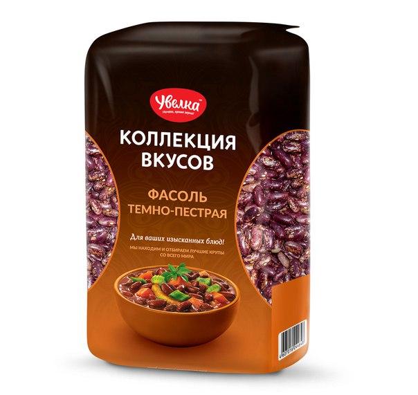 Фасоль темно-пестрая  www.uvelka.ru/products/krupy-kollektsiya-vkusov/fasol_pinto_temno-pestraya.html