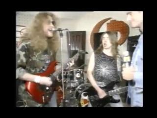 Коррозия Металла на MTV, 1989