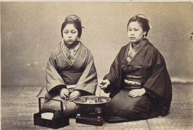 Життя та звичаї в Наґасакі 1870 року