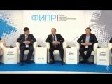 Путин, Медведев, Греф о интернет бизнесе и криптовалюте.