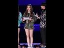 161022 KBS 청소년음악회 아이오아이 (i.o.i) 중간멘트 소미 직캠 by.경호
