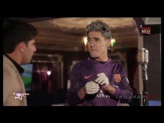 Turkmen Prikol 2017 Yagshy Myrat - Ronaldo Messi
