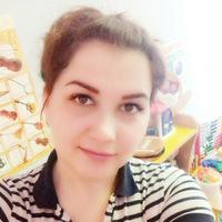 Анкета Виктория Плотникова