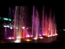 Поющие фонтаны. Парк Голливуд. Шарм Эль Шейх.