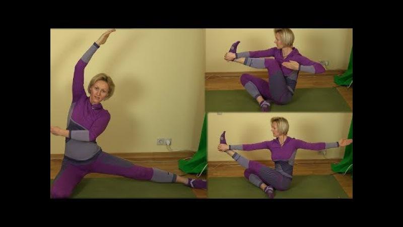 Irash Satva Yoga. Asana 3-4-6-11-12-19-20