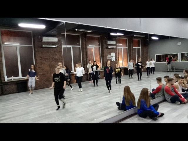 Choreography by Sasha Putilov (Brasstracks say u wont) gr.1.2