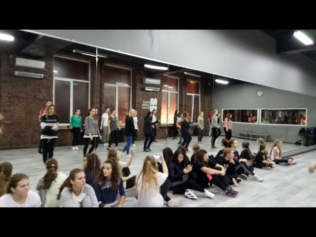 Choreography by Sasha Putilov (Brasstracks say u wont) gr.2.1