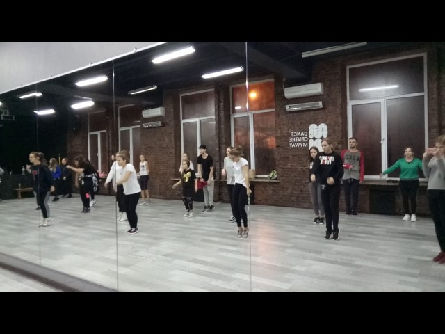 Choreography by Sasha Putilov (Brasstracks say u wont) gr.1.1