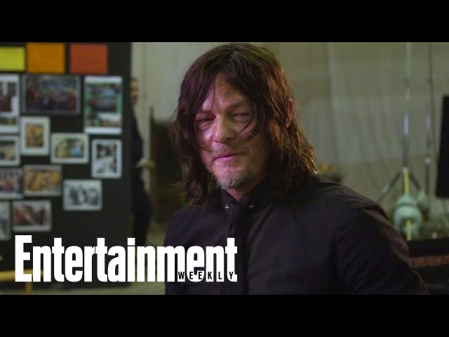 Norman Reedus Says 'The Fight's Back In It' On Season 8 Of 'The Walking Dead' | Entertainment Weekly