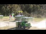Bees, honey and helicopters -  Owhaoko B&ampD blocks in New Zealand