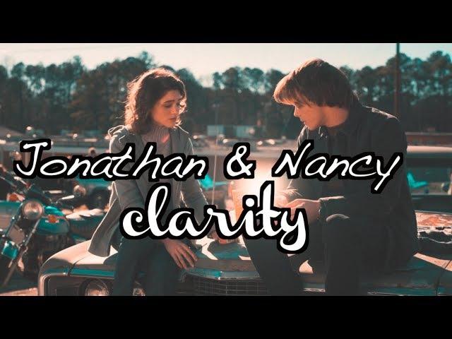 ❖ jonathan nancy ✘ clarity [s1s2]