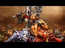 Overlord Raising Hell - Настоящее зло — это искусство и немного кровавого фаршастримит-Ru...
